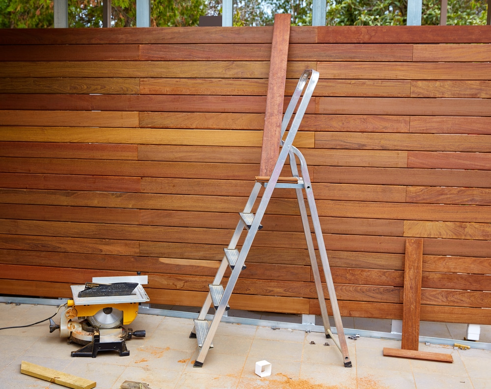 New Orleans Wood Fence Repair