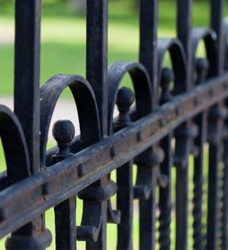NOLA metal Fences - Big Easy Fences