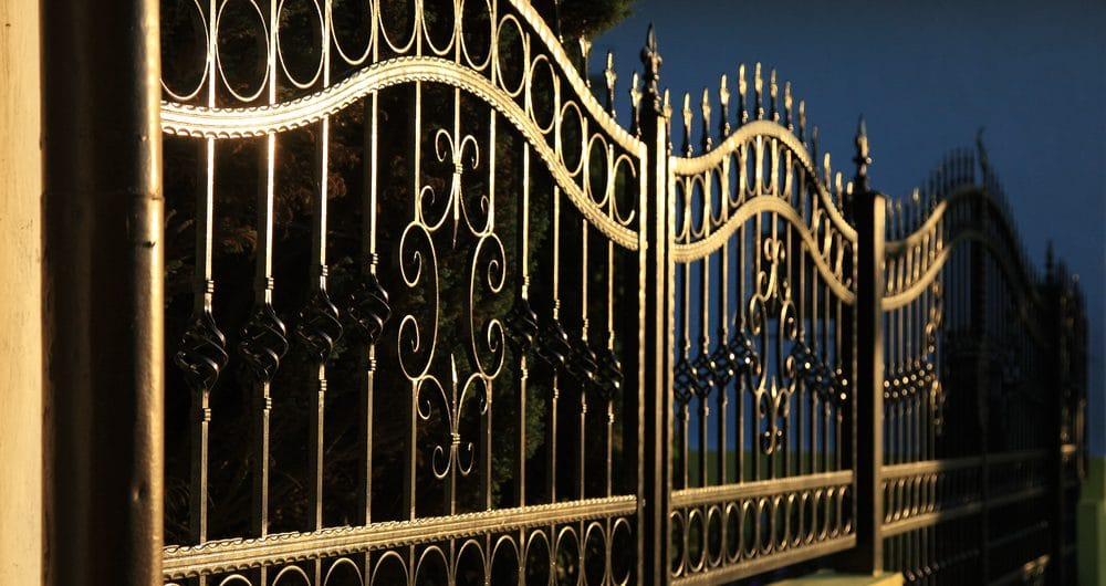 steel Fence New Orleans