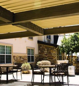 patio covers - Big Easy Fences