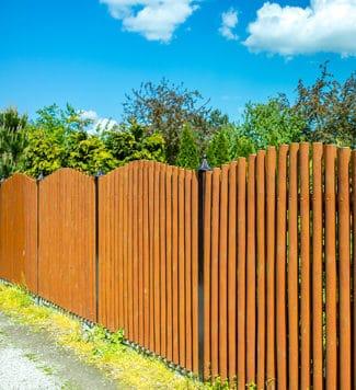 wood fences - big easy fences