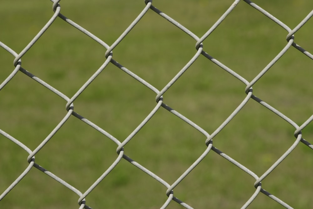 commercial chain link fencing in New Orleans - Big Easy Fences