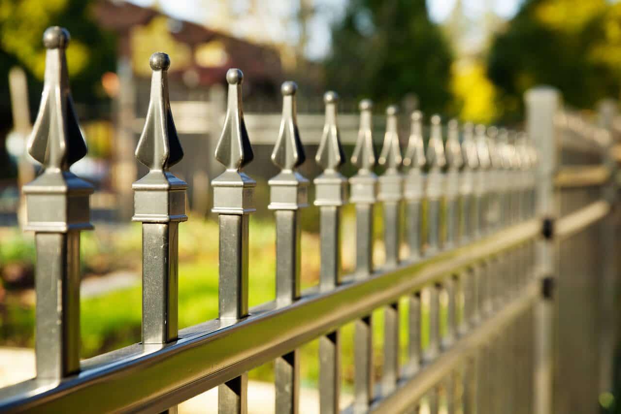 aluminum fence gate new orleans - Big Easy Fences