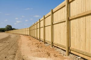 new orleans commercial wood fence