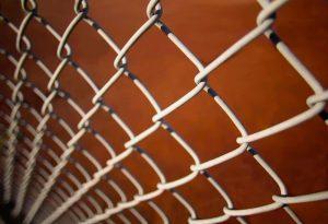 A Chain Link Fence - Big Easy Fences
