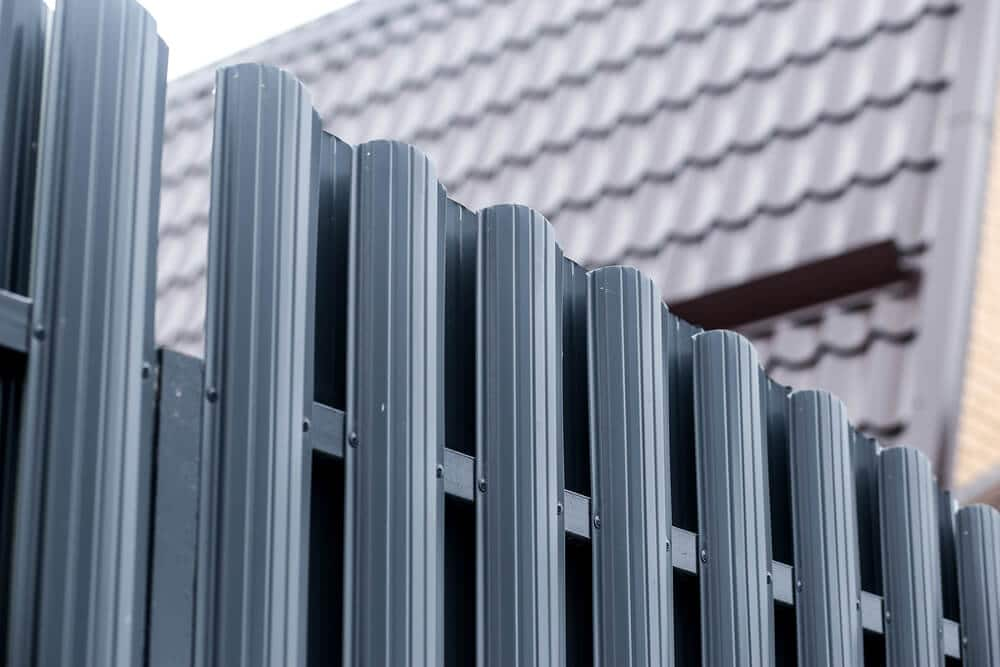 Aluminum- Big easy Fence