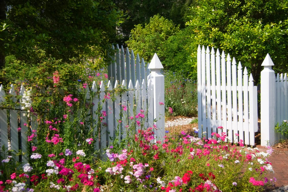 Fence for Summer - Big easy Fence