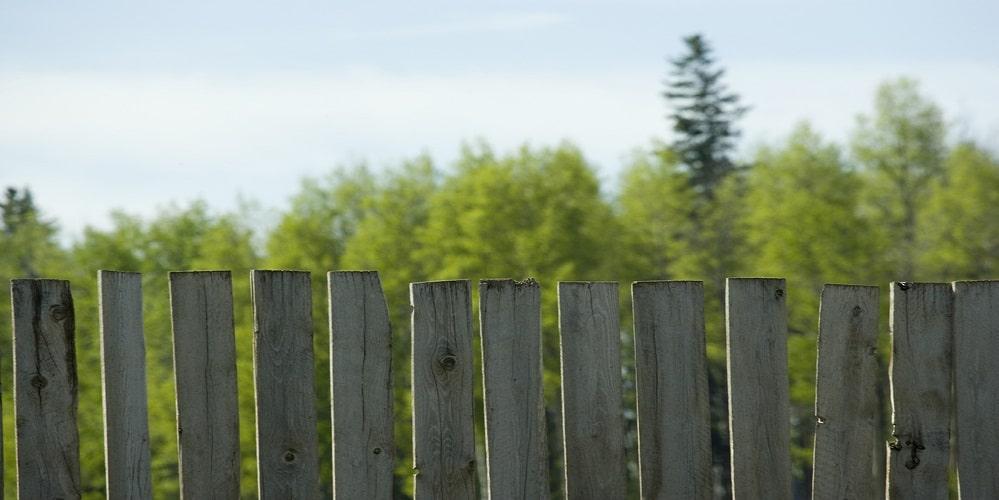Wood Fence panels - Big Easy Fences