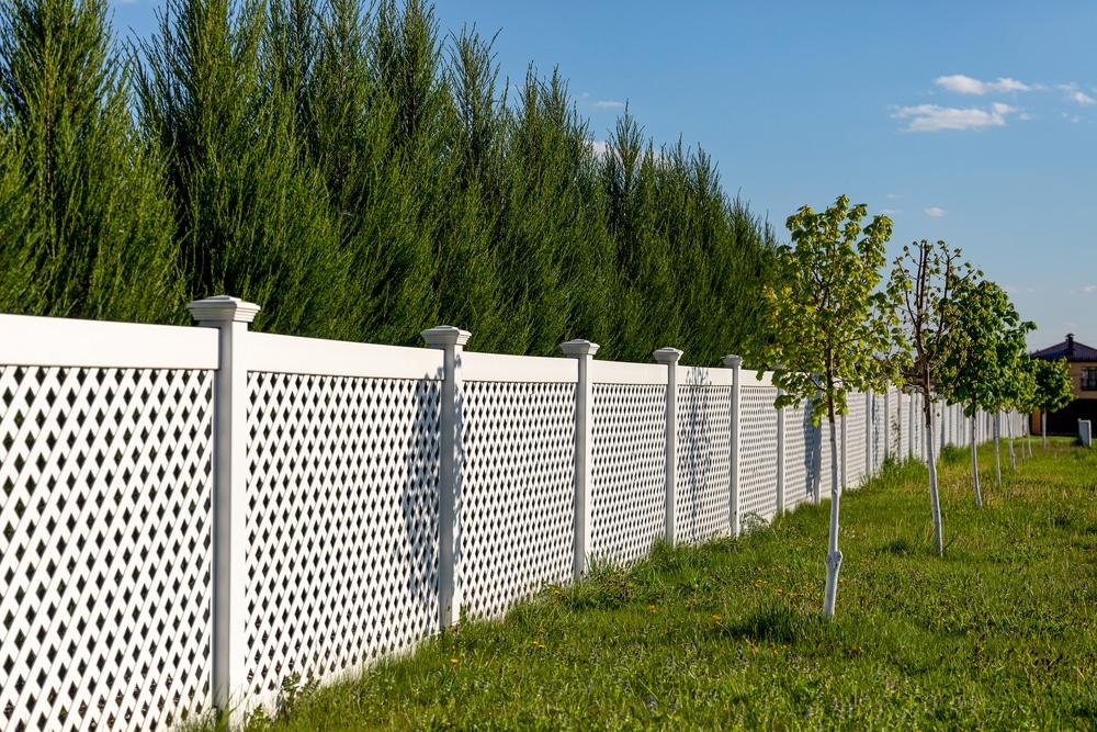 Vinyl Fence Panels - Big Easy Fences