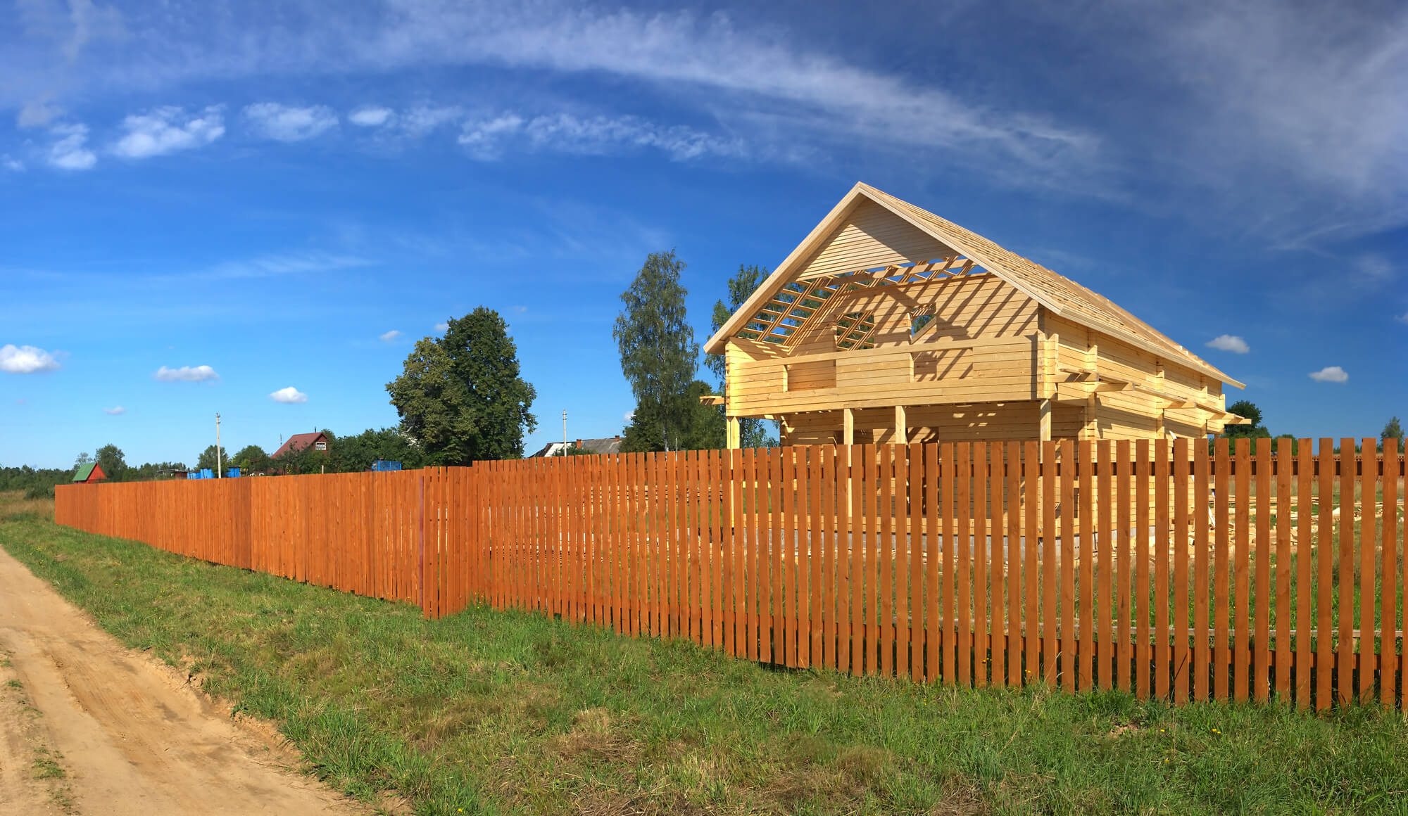 Big Easy Fences - Wooden Fence