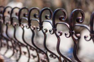 Wrought Iron Fence - BigEasyFences.com