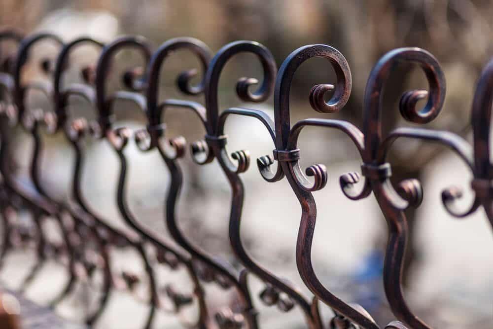 Wrought Iron Fence- BigEasyFences.com