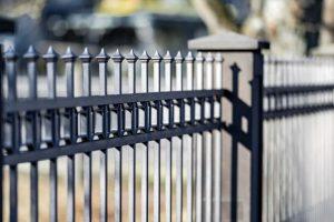 Metal Fence- BigEasy Fences.com